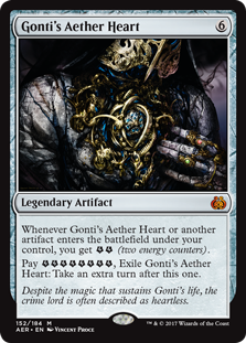 Aether Revolt: Gonti