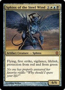 Alara Reborn: Sphinx of the Steel Wind