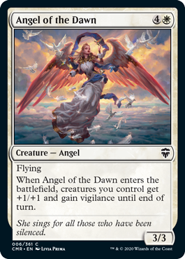 Commander Legends: Angel of the Dawn