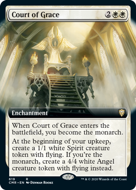 Commander Legends: Court of Grace