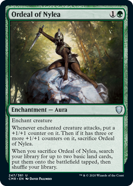Commander Legends: Ordeal of Nylea