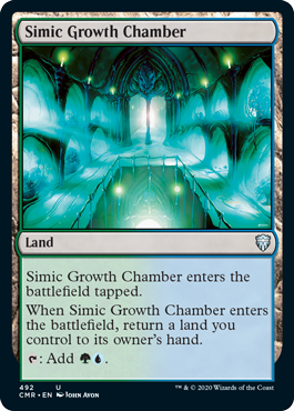 Commander Legends: Simic Growth Chamber