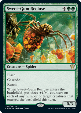 Commander Legends: Sweet-Gum Recluse