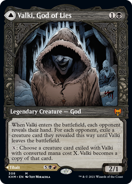 Kaldheim: Valki, God of Lies