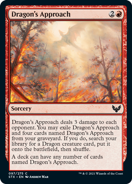 Strixhaven School of Mages: Dragon