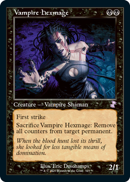 Time Spiral Remastered: Vampire Hexmage